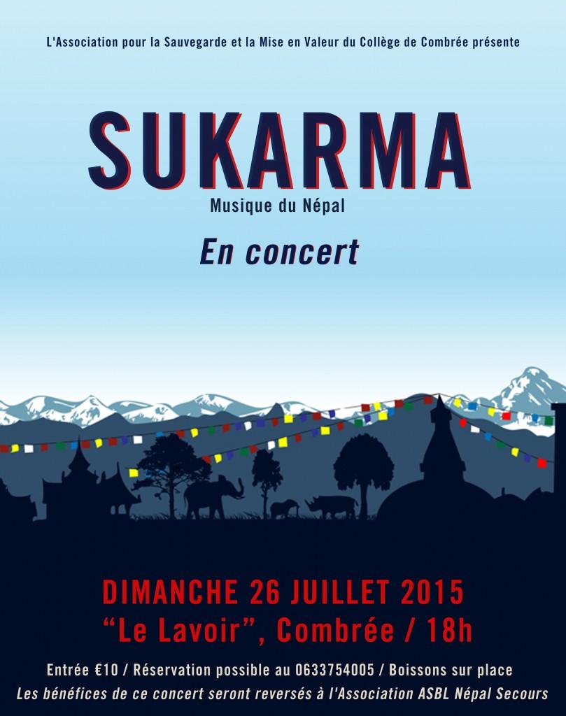 Concert Sukarma