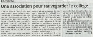 3 Courrier Ouest 22 mars 2014