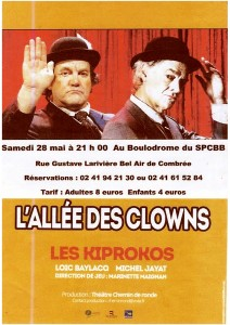 Allée des clowns
