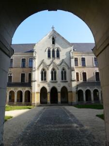Le Collège en 2012